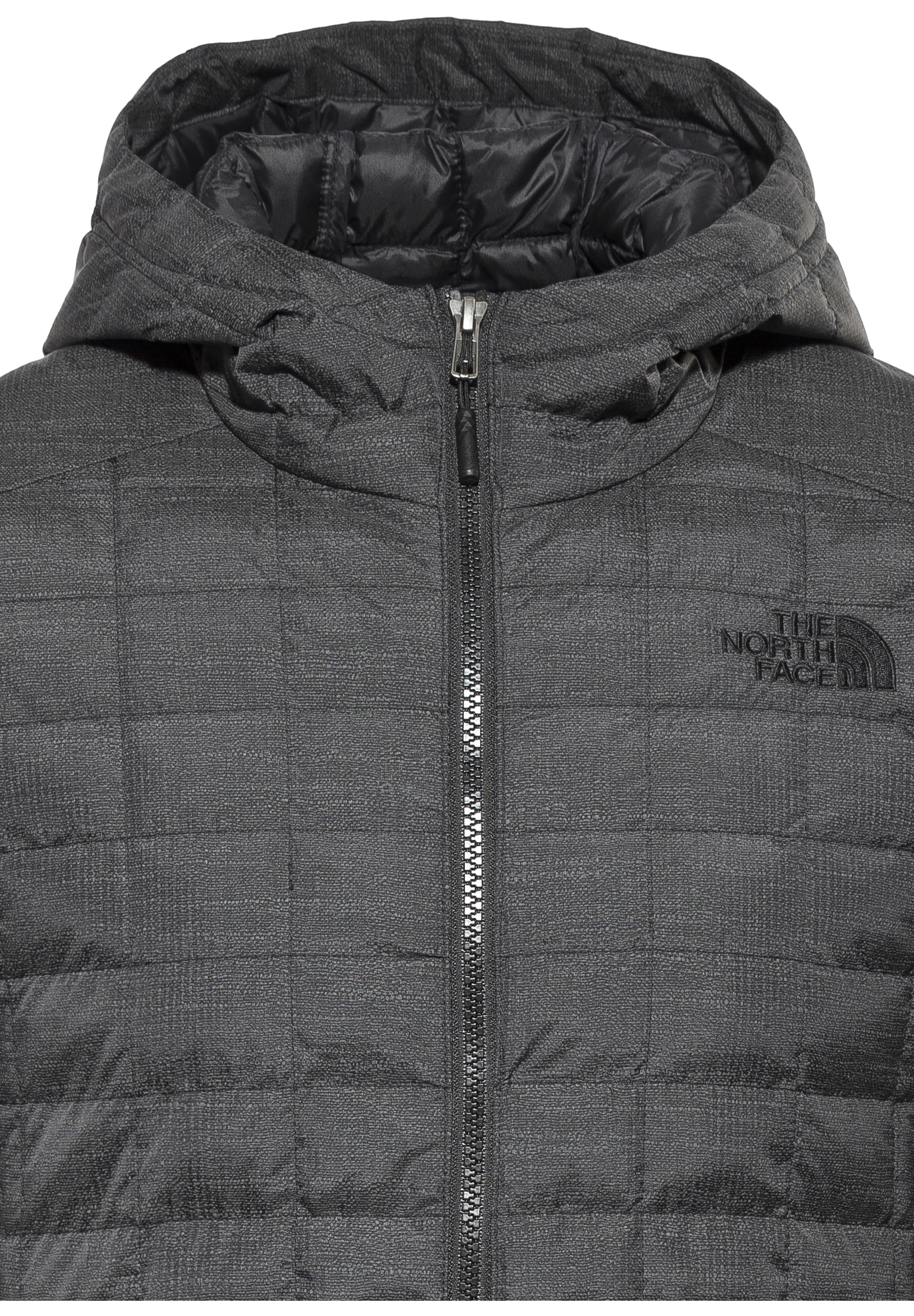 6d9fa51878ae The North Face Thermoball Gordon Lyons Jacket Men grey black at ...